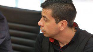 Jorge Goró afronta un durísimo pedido de pena de la acusación (Foto UNO/ Diego Arias).