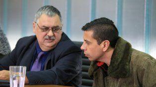 El abogado defensor acusó a los efectivos del Servicio Penitenciario de plantarle a Goró el cuerpo de Duarte (Foto UNO/ Diego Arias)