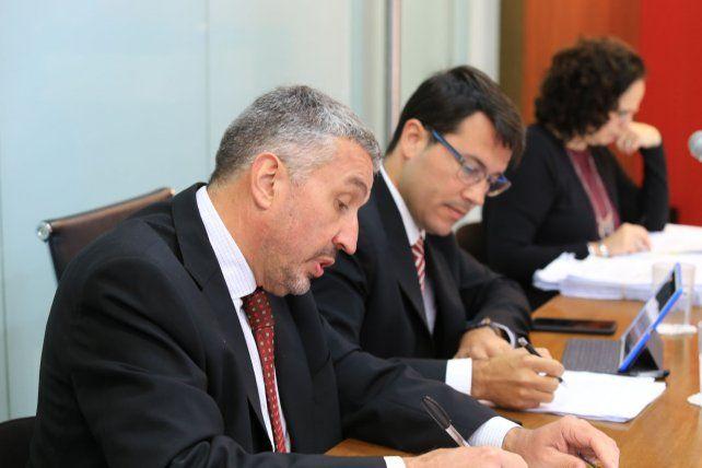 Los querellantes y la fiscal dieron por probado que el crimen fue perpetrado por Goró (Foto UNO/ Diego Arias).