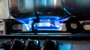 Estacionario. El uso del gas aumenta en invierno y en el período entró en vigencia la nueva tarifa.