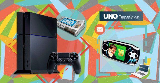 Suscribite a Diario UNO y ganate una PS4