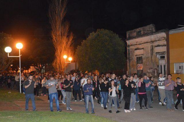 Caso Trossero: Vecinos de Seguí realizaron la cuarta marcha y denunciaron amenazas