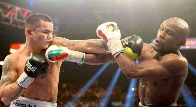Maidana es una leyenda del boxeo