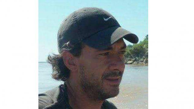 La víctima. El chofer de Paraná sufrió un balazo letal en el tórax.