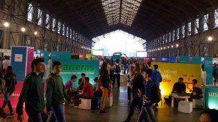 Hasta el viernes se puede visitar la ExpoCarreras de la UNL