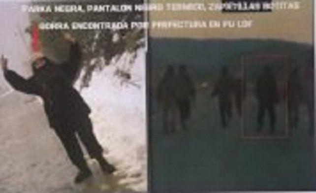 Familiares creen identificar a Maldonado en un video grabado horas antes de su desaparición