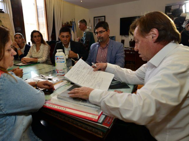 Acuerdo. Las intervenciones se planifican para mejorar y regular la infraestructura eléctrica.