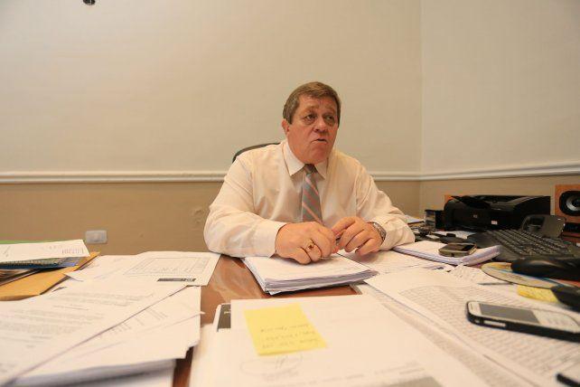 Balla se refirió al pedido que le efectuará a los empresarios.