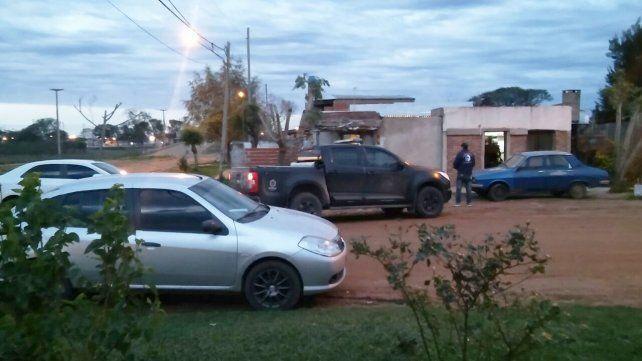 Cayó una banda que traficaba drogas en el norte entrerriano y corredor del río Uruguay