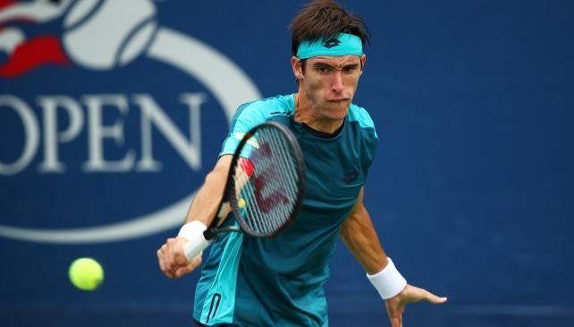 Leo Mayer arrancó con un gran triunfo en el US Open
