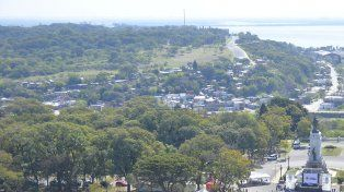 Verde Parque Nuevo. Foto UNO Mateo Oviedo.