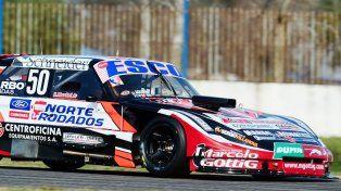 El piloto de Ford finalizó primero en la etapa regular