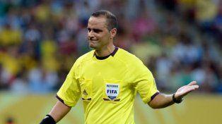 Abal será el árbitro del Superclásico en San Juan