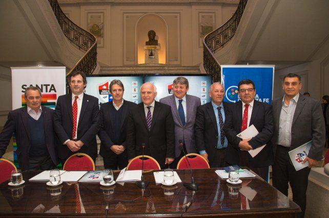 Las autoridades dieron detalles de lo que será el Torneo Regional del Centro.