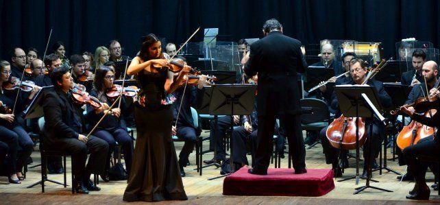 Repertorio. Junto a los solistas interpretará obras de Johannes Brahms y Camille Sait Saëns.