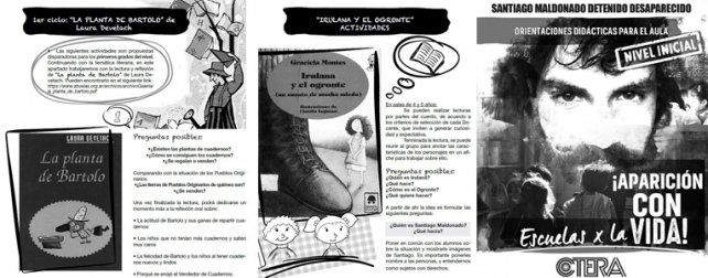 El instructivo de Ctera para tratar el caso Maldonado en las aulas genera polémica