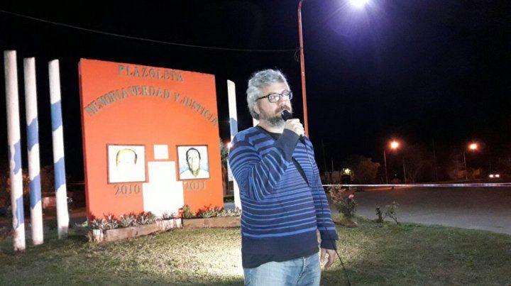 San Jaime de la Frontera pidió por la aparición de Pocho Morales