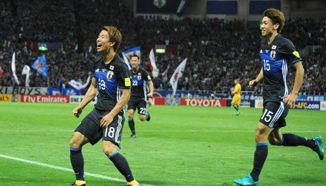 Japón, el cuarto clasificado para Rusia 2018