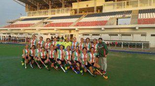 Paraná Hockey fue otro de los elencos presentes.