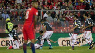 Paraguay obtuvo un triunfazo en Chile para soñar con Rusia