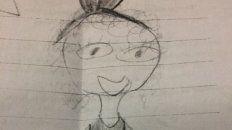 los dibujos y las tareas escolares que revelaron el abuso sexual de un maestro a nenas de nueve anos