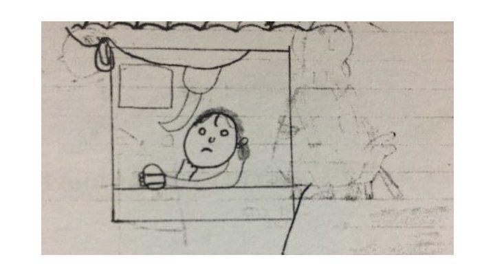 Los dibujos y las tareas escolares que revelaron el abuso sexual de un maestro a nenas de nueve años