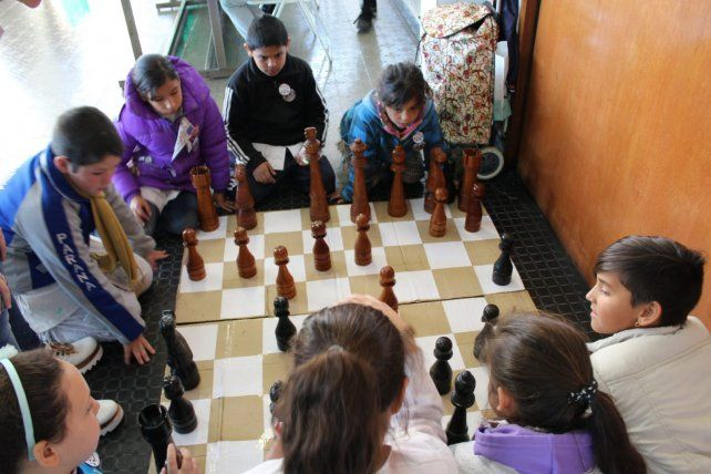 El ajedrez tomó un protagonismo inusitado en la educación entrerriana