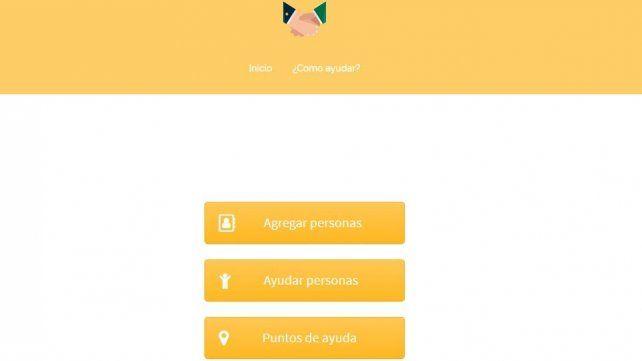 Estudiante diseñó una App para ayudar a paranaenses en situación de calle