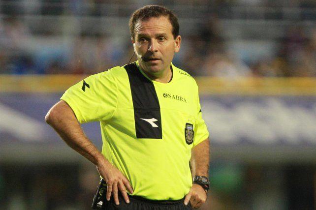 Pompei el elegido para arbitrar Patronato-Argentinos