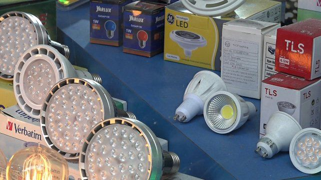 El precio de las LED sigue cayendo y se generaliza su uso en hogares