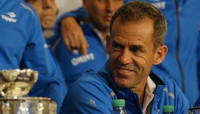 Se confirmó el equipo de Copa Davis que jugará el Repechaje