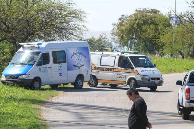 Confirmaron que el cuerpo encontrado en Toma Vieja es el de Sabina Natella