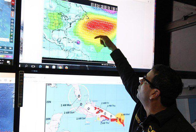 Irma causa sus primeros estragos en el Caribe y sigue siendo extremadamente peligroso
