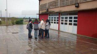 Esta madrugada robaron en la escuela María Elena Walsh de Colonia Avellaneda