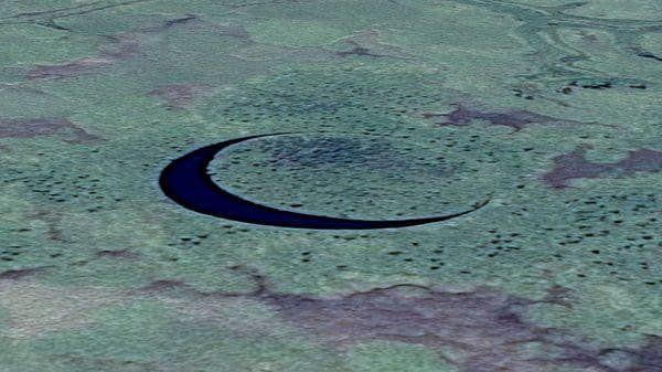 El misterio de El Ojo en el Delta que desconcierta a los expertos