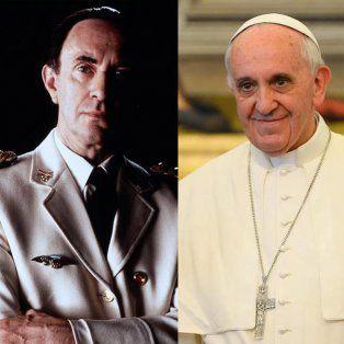 Jonathan Pryce, de Perón al Papa Francisco