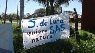 Piden obra de gas natural para Sauce de Luna
