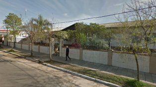 La escuelaN° 14 Coronel Navarroubicada en avenida San Lorenzo y Villaguay de Concordia.