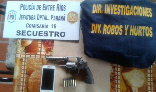 Conocido de la Policía. Por el robo de herramientas de construcción fue detenido un hombre. Foto: PER