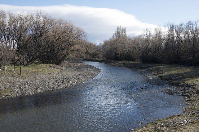 Buscaron a Maldonado en el río que atraviesa una de las estancias de Benetton