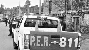 Último eslabón. El condenado cumplía una función marginal en el comercio de drogas en el barrio.
