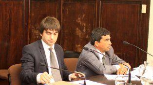 Los abogados Andrés Bacigalupo y Boris Cohen lograron el arresto domiciliario del imputado y ayer el acuerdo de juicio abreviado.