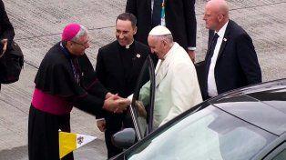 El papa Francisco continúa su gira pastoral en Medellín