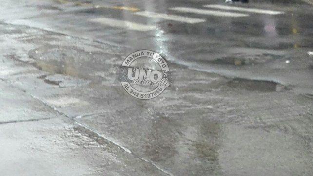 Rige un alerta meteorológico por tormentas para la provincia