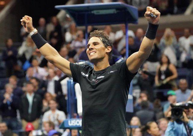 Rafael Nadal venció a Anderson y se quedó con el US Open