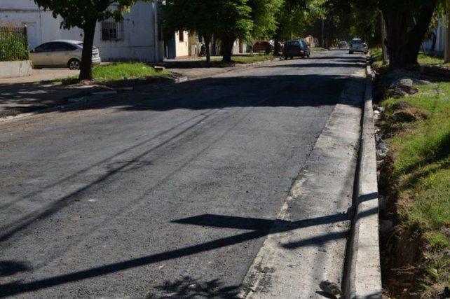 En calle Ruperto Pérez
