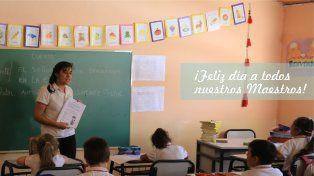 Feliz Día a todos nuestros maestros!!!