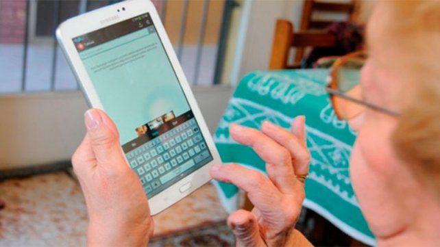 Se viene el sorteo de tablets para jubilados y pensionados paranaenses