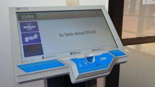 Transformación. La SUBE se podrá recargar por home banking.
