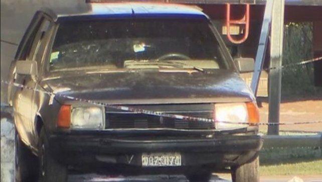 Rastros. Micaela García estuvo en el vehículo de Wagner.